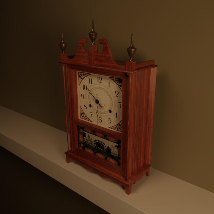 Clock-Render-Iso2