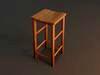 bar_stool_3D-model